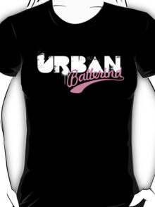 Urban Ballerina Logo Shirt V.1 T-Shirt