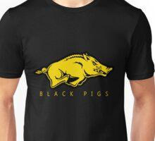 Black Pigs Unisex T-Shirt