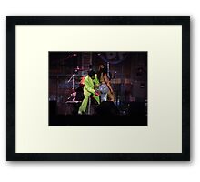 2011 MBBF Bobby Rush Can't Touch That! Framed Print
