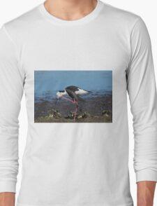 No, No More Photos Long Sleeve T-Shirt