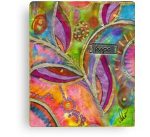 Hope Springs Anew Canvas Print