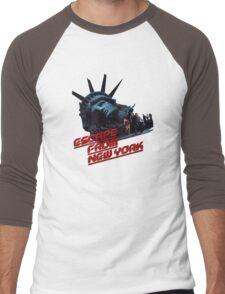 Escape From New York Men's Baseball ¾ T-Shirt