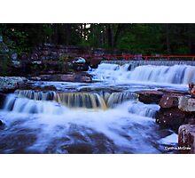 Lake Bailey Falls  Photographic Print