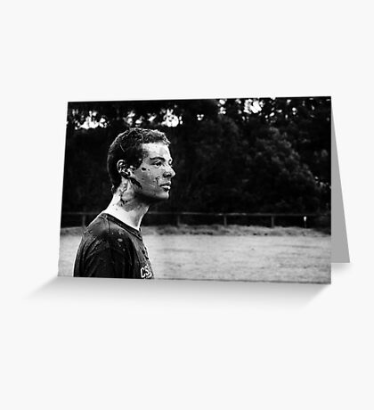 Andy Greeting Card