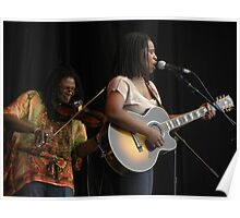 2011 MBBF Ruthie Foster & Her Fiddler Poster