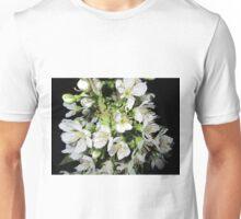 Cherry blossom at night Unisex T-Shirt