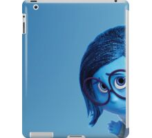 sadness inside_out iPad Case/Skin