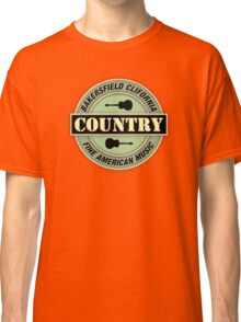 Bakersfield Country Music Classic T-Shirt