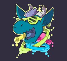 Rave Dragon Unisex T-Shirt