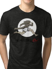 Exit - Stage Right Tri-blend T-Shirt