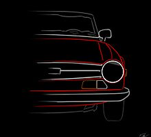 Triumph TR6 by BMart