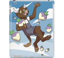 Turnip Dreams iPad Case/Skin