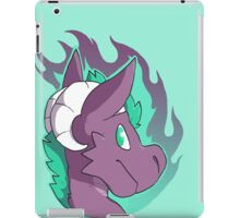 Flames iPad Case/Skin