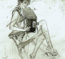 melody (Tanya) by Natasha Tabatchikova