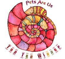 Top Ten Winner ~ Pets Are Us. by vimasi