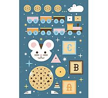 Give a Mouse a Cookie  Photographic Print