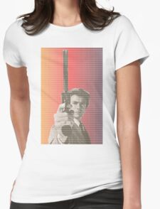 Dirty Harry Womens Fitted T-Shirt