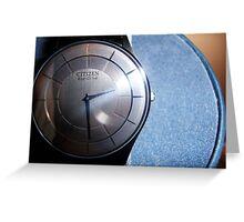 Citizen Stiletto AR3015-53E Greeting Card