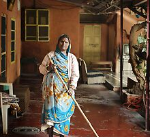 Indian Cleaner by Hannah Millerick