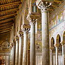 Monreale Cathedral by Lynne Morris