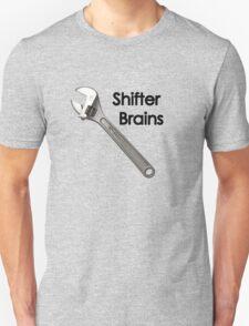 Shifter Brains Unisex T-Shirt