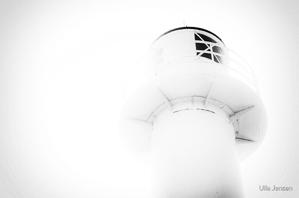 The lighthouse by Ulla Jensen