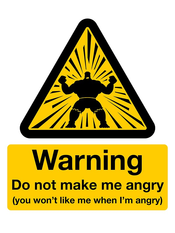 what makes me angry Things that make me angry: worksheets task 1 – video 1: what annoys anne  you are going to watch a video of anne talking about what makes her angry.