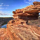 Nature's Window Kalbarri by MarcRusso