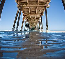 Henley Pier, South Australia by 16images