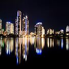 Surfers Paradise by D Byrne