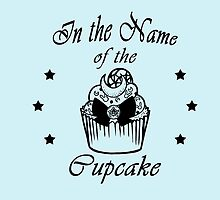 In the Name of the Cupcake by Nados