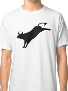 Bucking Rodeo Bull Classic T-Shirt