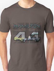 Lewis Hamilton Mercedes AMG Petronas F1 Shirt T-Shirt