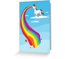 Where Rainbows Come From Greeting Card