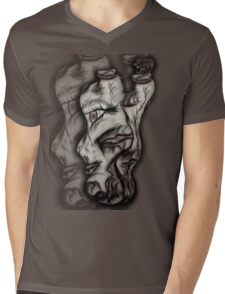 Organic Face of Mine... Mens V-Neck T-Shirt