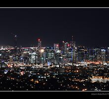 Mt Cootha by Adam Wakefield