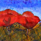Poppies by Enoeda