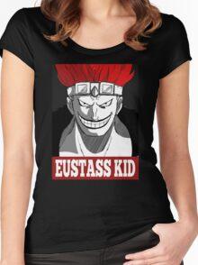 Eustass Kid Women's Fitted Scoop T-Shirt