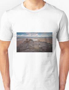 Broughton Bay rockpool Gower T-Shirt