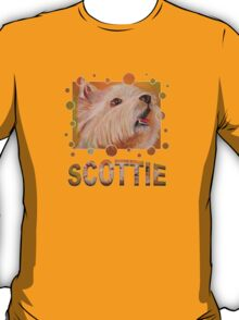Trixie the Scottie Dog T-Shirt