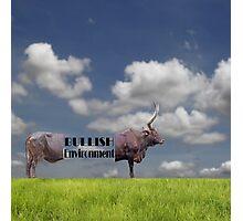 Bullish Environment. Photographic Print