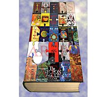 The Book of Books Photographic Print
