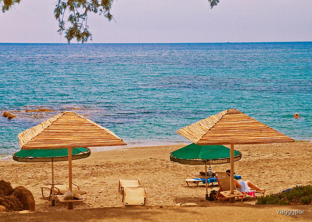 GREECE,TRIOPETRA, CRETE.! (2) by vaggypar