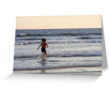Freedom of a Child Greeting Card