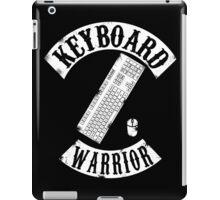Keyboard Warrior iPad Case/Skin