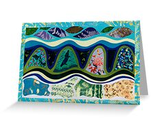 Tropical Inspirations Greeting Card
