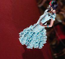 Modelo Flamenca by Francisco García
