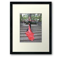 Mister sister Framed Print