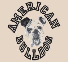 Yale The American Bulldog by ArtToWear