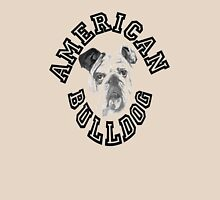 Yale The American Bulldog Womens Fitted T-Shirt